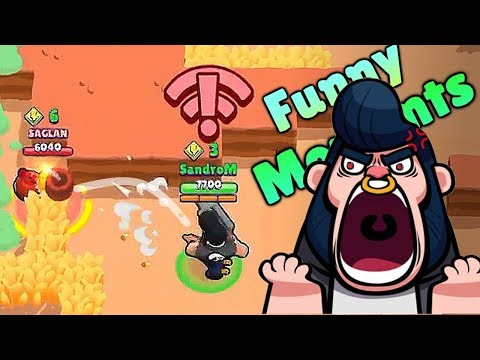 NEW BRAWL STARS FUNNY MOMENTS | EPIC Fail Win & WTF MOMENTS 4