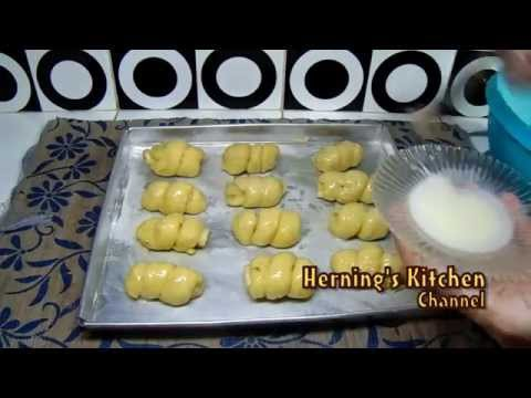 Video Resep Cara Membuat Roti Pisang(Roti Unyil)