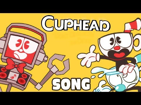 "CUPHEAD RAP SONG ""You Signed a Contract"" ► Fandroid the Musical Robot ☕"