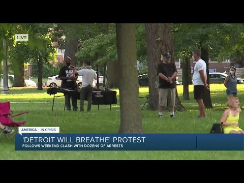 'Detroit Will Breathe' protest tonight