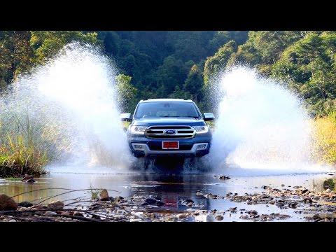 Ford Everest 3.2L Titanium+ 4WD MY/2016