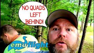 Quad Rescue Matek Dark 6s FPV Freestyle!
