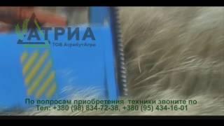 """Приставка для рапса ПРБЖ-7,3 от компании ООО """"АТРИА -ЛЮКС"""" - видео"""