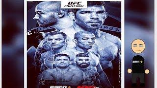 Дана Вайт про UFC Fight Night 144: Assuncao vs. Moraes 2