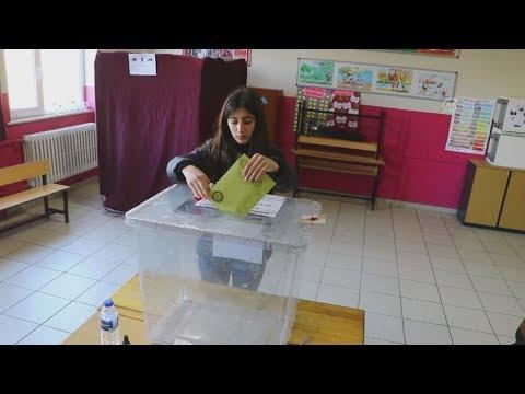 Τουρκία: Στις κάλπες προσέρχονται 57 εκατομμύρια ψηφοφόροι, για τις δημοτικές εκλογές