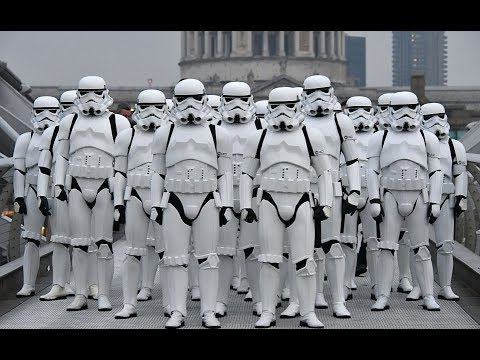 CAN'T STOP THE FEELING! - Justin Timberlake (Stormtroopers Dance Moves & More) PT 9