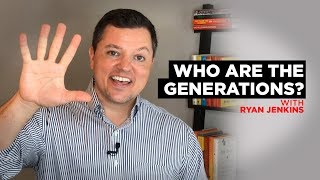 What do you know about Generation Segmentation??  Gen X, Gen Z, Baby Boomers and Millennials.
