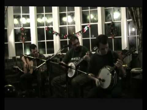 The Dickie Bird Band Angeline the Baker 1.wmv