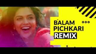 Balam Pichkari ( Remix ) - DJ INDRA - DIP SR - DJ AD  Visual - SANDEEP KUMAR