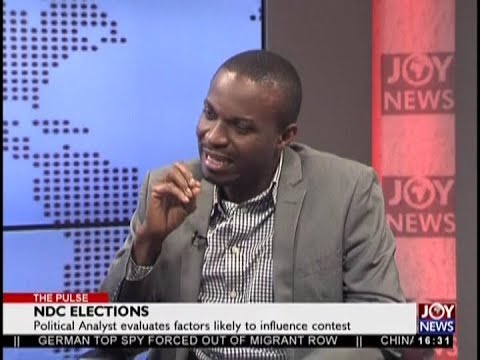 NDC Elections - The Pulse on JoyNews (19-9-18)