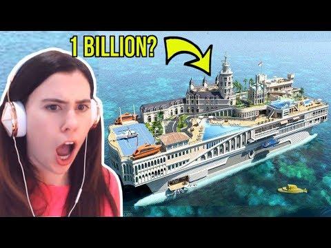 THIS HOUSE COST 1 BILLION DOLLARS?!?