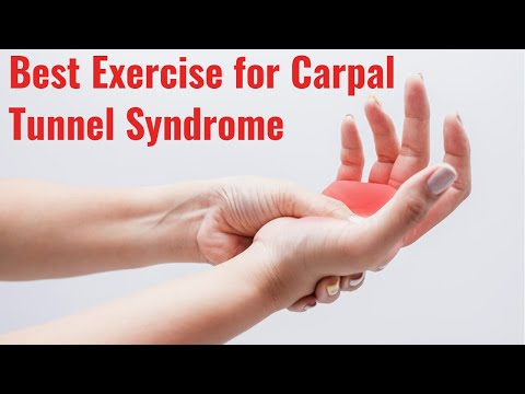 Best Exercises for Carpal Tunnel Syndrome