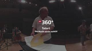 Making-of «Tatort» im 360-Grad-Video