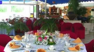 preview picture of video 'Asador Restaurante Jardín de la Condesa, para comer en Chinchón. Bodas, Bautizos y Comuniones'