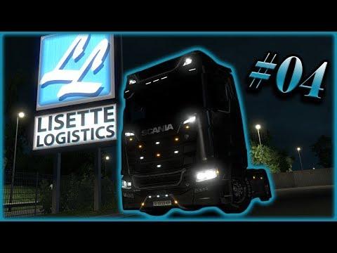 Новата Scania S-Series из пътищата на Франция | Euro Truck Simulator 2