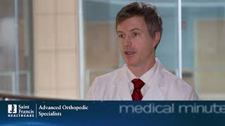 Medical Minute: Dealing with Shoulder Pain with Dr. Andrew Trueblood