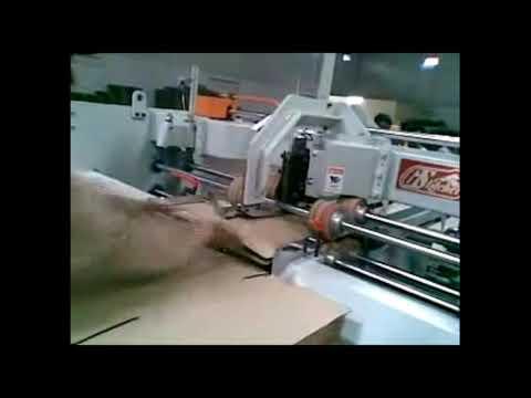 Twin Head Semi Auto Stitcher
