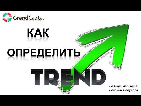 Как определить тренд