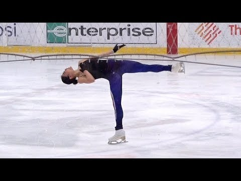 Mirai Nagasu - 2018 Nationals SP (Official Practice)