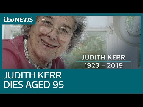 The Tiger Who Came To Tea author Judith Kerr dies aged 95 | ITV News