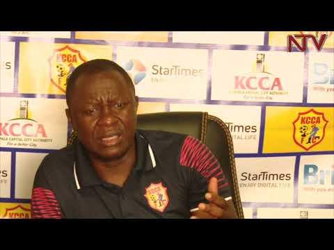 KCCA yeetegekera mupiira gwa AS Otoho mu mpaka za CAF