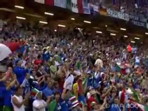 Italy - Ukraine 3-0 [FIFA World Cup Quarter Final 2006 Highlights]