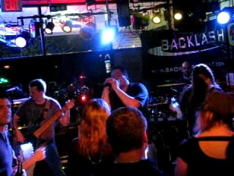 Down With the Sickness Live at Drunk Monkey 2-27-09.AVI