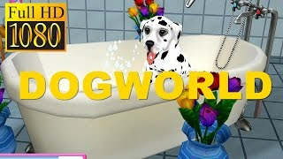 Easter With Dogworld Game Review 1080P Official Tivola Simulation Pretend Play