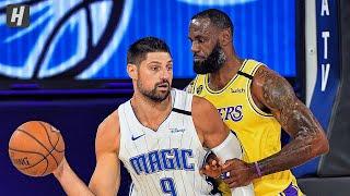Los Angeles Lakers Vs Orlando Magic - Full Game Highlights | July 25, 2020 | 2019-20 NBA Season