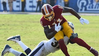Terrelle Pryor Wants to Be Hit High by Defenders | Stadium