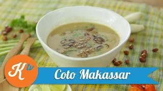 Nikmatnya Berbuka dengan Coto Makassar