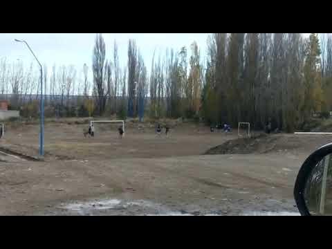 cuarentena, general roca, futbol