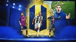 ME GASTO +500€ EN LOS TOTY DELANTEROS Y ME TOCA TODO ESTO...      FIFA 19
