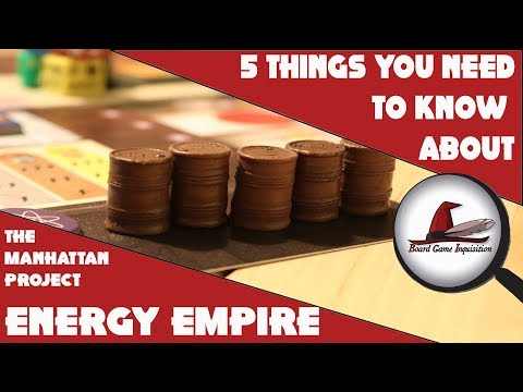 5 Things You Need To Know About The Manhattan Project: Energy Empire