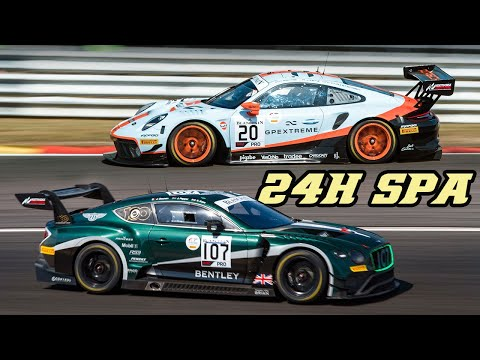 2019 Total 24h of Spa - pure sounds