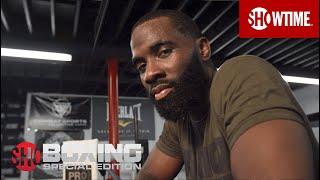 Terrell Gausha on Balancing Boxing & Family | Lubin vs. Gausha | Saturday on SHOWTIME