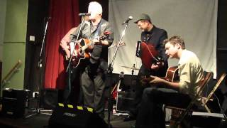 """Jon Langford & Skull Orchard """"Getting Used to Uselessness"""" live in Newport"""