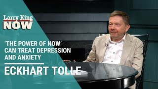 """How """"The Power of Now"""" Can Treat Depression and Anxiety"""