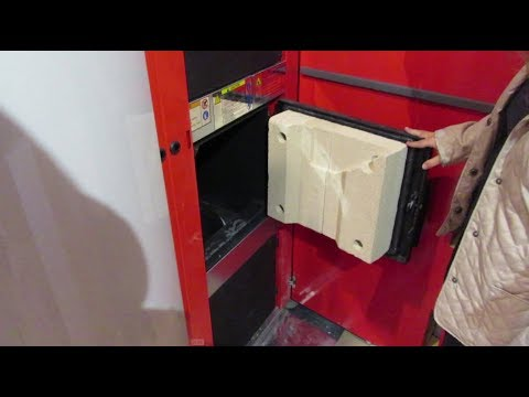 Windhager BioWIN 350XL Automatic Boiler - System Overview