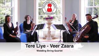 Tere Liye (Veer Zaara) Bollywood String Quartet - YouTube