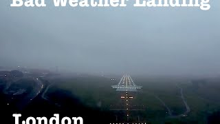 preview picture of video 'Gulfstream G450 ILS 08 approach, Luton (EGGW).'