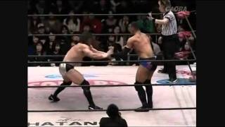 PAC vs Ricochet - Open The Brave Gate Title MV