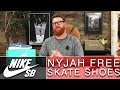 Nike SB Nyjah Free Skate Shoes - video 1