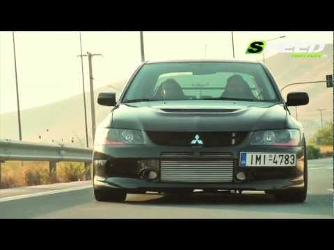 Boosted Mitsubishi Lancer Evo IX MR Video