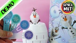 Pop Olaf - Das Pop Up Spiel für die ganze Familie | Frozen Die Eiskönigin Spiel mit Schneemann Olaf