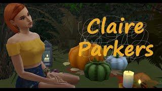Claire Parkers /// The Sims 4: Создание персонажа