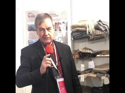 Texworld2020 Paris - Rarest natural fiber in the world - Yak Wool and Baby-Camel Hair (Part 2 of 3)