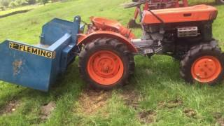 Kubota B6000 4wd for sale