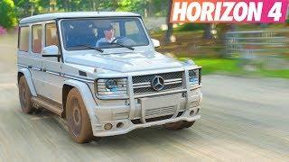 Forza Horizon 4 | Off Road Etkinliği #4 | Mercedes-Benz G65