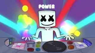 Power - Marshmello  (Video)